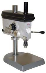 "M-7000 PRECISION-SENSITIVE DRILL PRESS 12"" COL CHUCK SPINDLE"